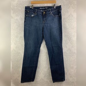 American Eagle Skinny Jeans - Size 14